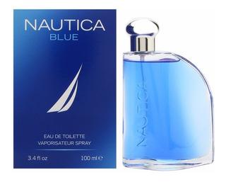 Perfume Nautica Blue Vaporisateur Spray 100ml Original