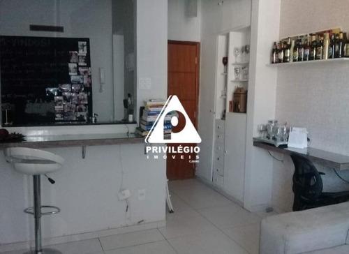 Imagem 1 de 26 de Apartamento À Venda, 1 Quarto, 1 Suíte, Tijuca - Rio De Janeiro/rj - 25621