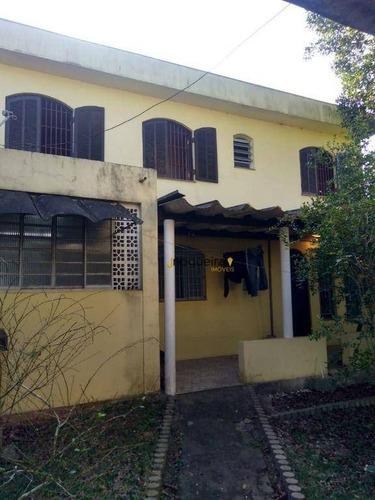 Imagem 1 de 26 de Sobrado À Venda, 140 M² Por R$ 540.000,00 - Vila Campo Grande - São Paulo/sp - So0602