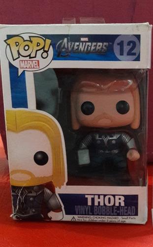 Funko Pop Avengers Thor Original Año 2012