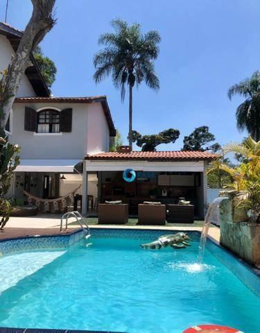 Imagem 1 de 20 de Casa Com 4 Dormitórios À Venda, 380 M² Por R$ 1.997.000,00 - Sete Praias - São Paulo/sp - Ca2148