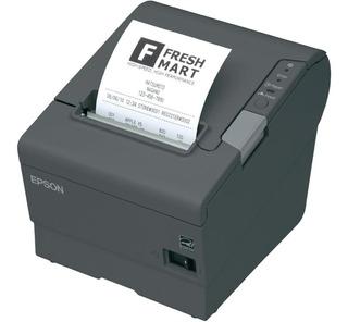 Impressora Térmica Com Guilhotina Tmt20 Brcb10081 Epson