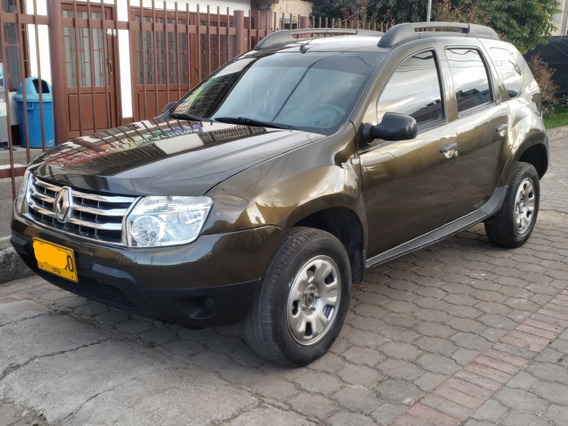 Renault Duster Expression Mt1600 4x2 Mecanica