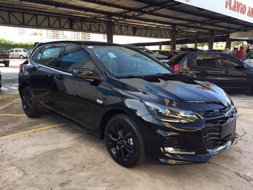 Chevrolet Onix 1.0 Turbo Flex Rs Automático