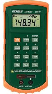 Medidor Pasivo Componentes Rlc Circuito Extech 380193 Flir
