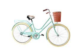 Bicicleta Maja Vintage Clasica Retro Urbana Rod 26 Hot Sale