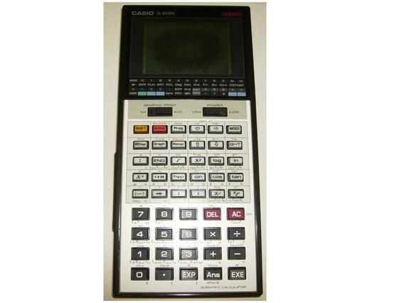 Calculadora Casio Científica Gráfica Fx-8500g-mancha Na Tela