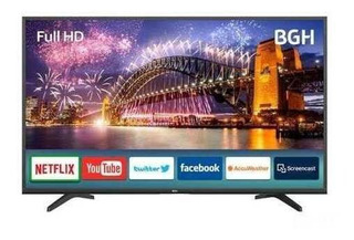 Televisor Led 43 Bgh Smart Tv Full Hd Aoc - Iken