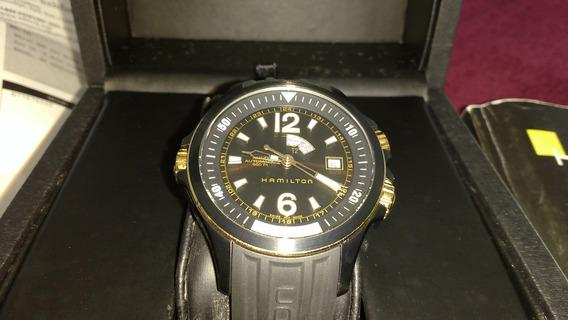 Hamilton Khaki Navy Gmt (h77575335)