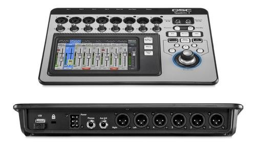 Mixer Digital Qsc Touchmix-8 Original