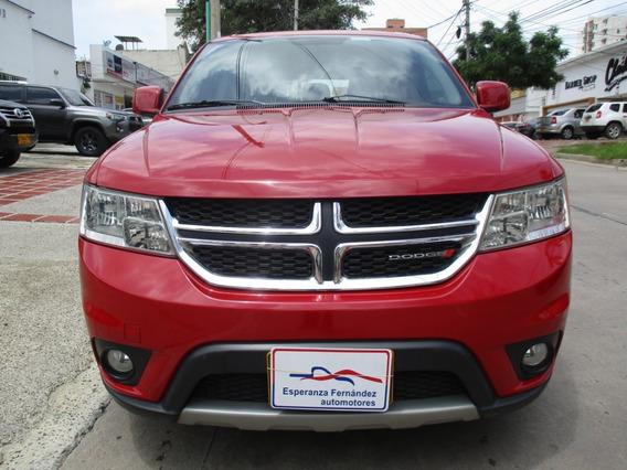 Dodge Journey 7 Puestos Motor 2.4 4x2 Gasolina Aut 2014