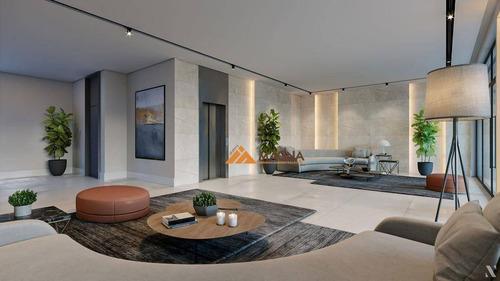 Imagem 1 de 5 de Apartamento Com 3 Dormitórios À Venda, 207 M² Por R$ 1.100.000,00 - Distrito Bonfim Paulista - Ribeirão Preto/sp - Ap4314
