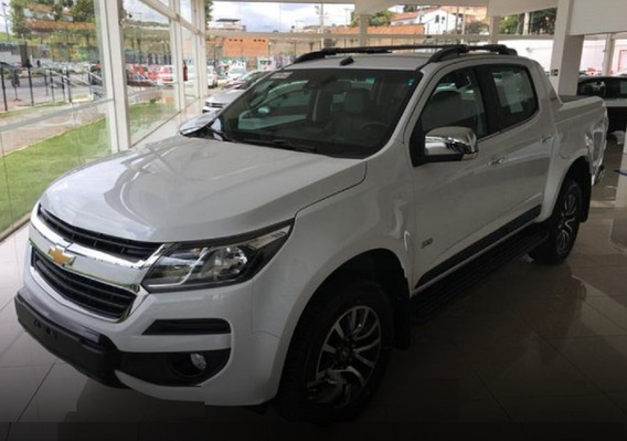 Chevrolet S10 2.8 Ltz High Country Cab. Dup.4x4 Aut.0km2019
