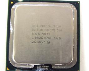 Processador Intel Core 2 Duo E8300 6m 1333 2.83 Ghz A10504