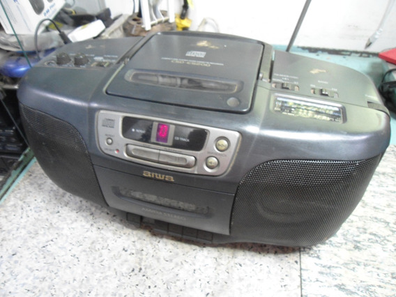 Rádio Tf Cd Aiwa Cds-es200 - No Estado