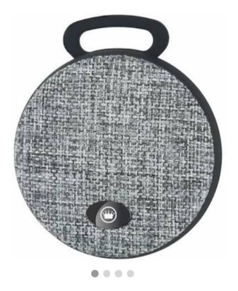 Caixa De Som Portátil Bluetooth 3w Kimaster K300
