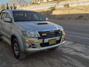 Vendo Toyota Hilux 2013 De Uso Particular 914741767