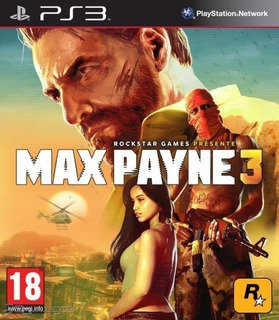 Max Payne 3 ~ Ps3 Digital Español