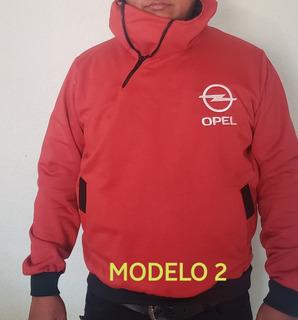 Sudaderas Con Logos Bordados Opel