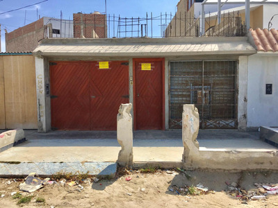 Vendo Casa Las Brisas Nuevo Chimbote Terreno 6x18