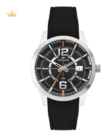 Relógio Technos Masculino 2315kzx/0p C/ Garantia E Nf