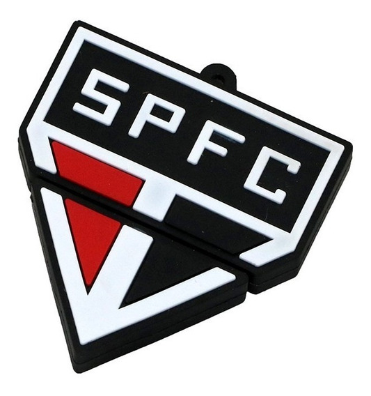 Pen Drive 16gb Personalizado São Paulo Futebol Clube