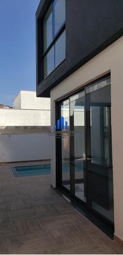 Casa Nova E Mmoderna Condominio Residencial Real Park Aruja - 418