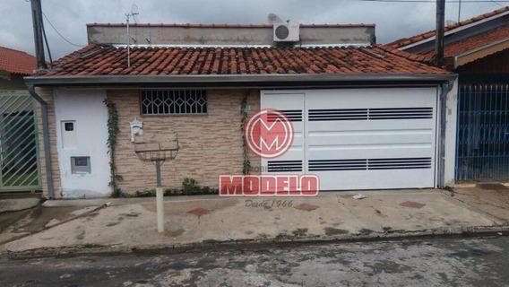 Casa Residencial À Venda, Recanto Das Águas, São Pedro. - Ca1223