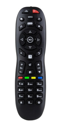 Imagen 1 de 10 de Control Remoto Sky Hd Tv Nuevo Skyhd