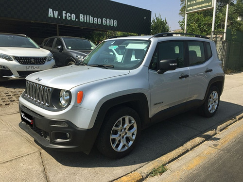 Jeep Renegade 1.8 Manual Sport