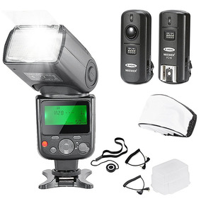 Neewer Nw-670 Ttl Flash Speedlite With Lcd Display Kit