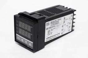 Controlador De Temperatura Digital J K Pt100