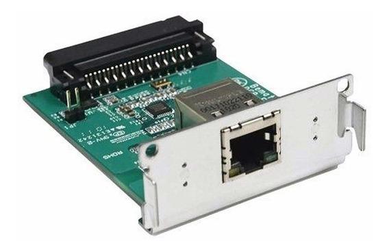Interface Ethernet Para Impressora Bematech Mp-4200 Th