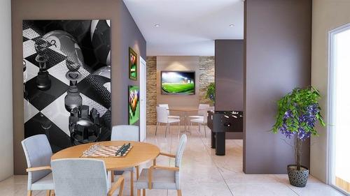 Imagem 1 de 11 de Apartamento - Venda - Parque Milenio - Sao Bernardo Do Campo - Cdl219