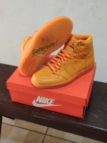 Tênis Nike Air Jordan 1 Gatorade