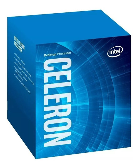 Processador Intel Celeron G4900 Box (lga1151 / 3,1ghz / 2mb