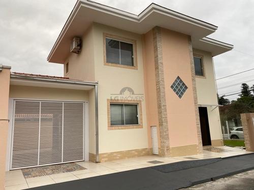Condomínio Fechado No Pirabeiraba Com 3 Quartos Para Venda, 141 M² - Lg8012