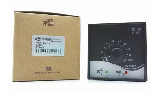Temporizador Percentual Stcp-1 20 Seg 220v - Digimec