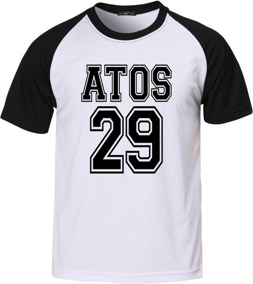 Camiseta Camisa Evangélica Gospel Atos 29