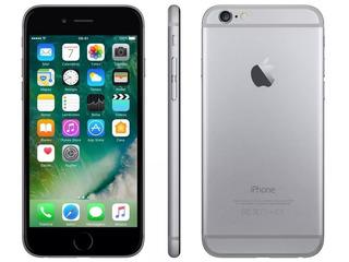 iPhone 6 16g Apple Usa Garantia E Nota Fiscal De Vitrine
