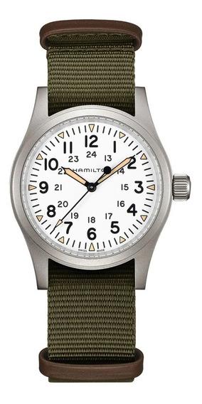 Reloj Hamilton Khaki Field Ha69439411 Ghiberti