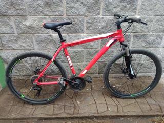 Bicicleta Jordan Sl-350, Aluminio, Rodado 26, 21 Velocidades