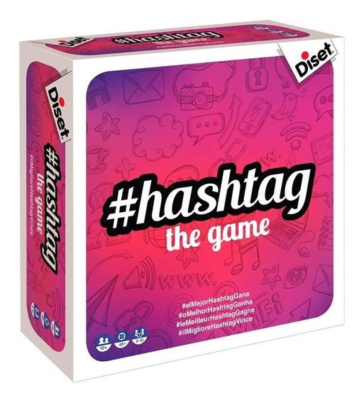El Juego De Los Hashtag 19010 Toyco Envio Full