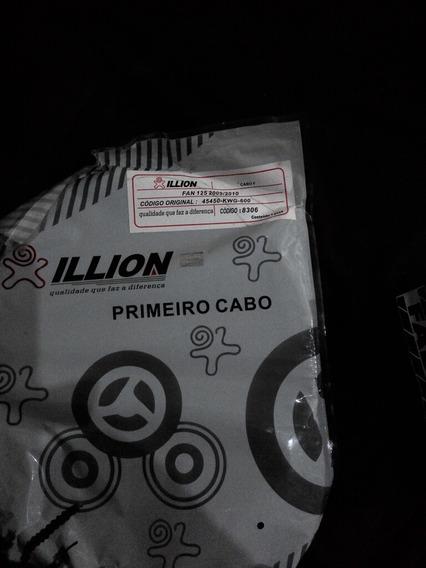 Cabo Freio Dianteiro Fan 2009/2010 - Illion