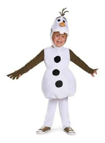 Frozen - Disfraz Olaf Tienda Oficial Disney 83176l