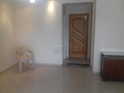 Imagem 1 de 30 de Apartamento Com 3 Dormitórios, 90 M² - Venda Por R$ 509.000,00 Ou Aluguel Por R$ 1.700,00/mês - Jardim Stella - Santo André/sp - Ap0776