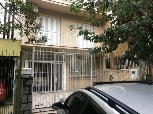 Casa 2 Andares, 3 Quartos No Bairro Petrópolis; - 28-im433406