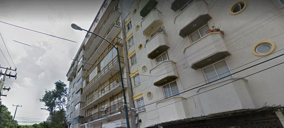 Departamento En Benito Juarez, Col. Álamos, En Calle Galicia