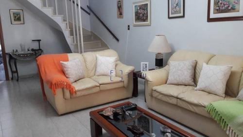 Casa À Venda, 140 M² Por R$ 850.000,00 - Mirandópolis - São Paulo/sp - Ca1694