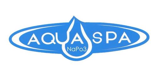 Repuesto Filtro Suavizador Aquaspa Perlas Polifosfato
